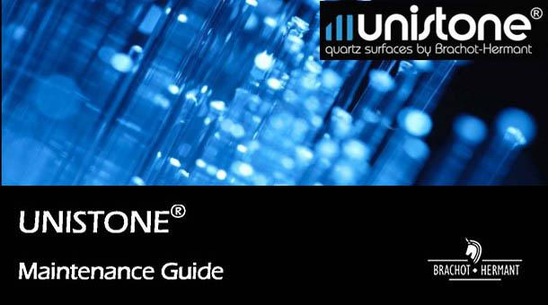 Maintenance Guide Unistone